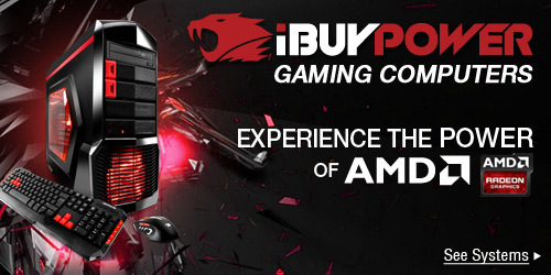 Experience the power of AMD