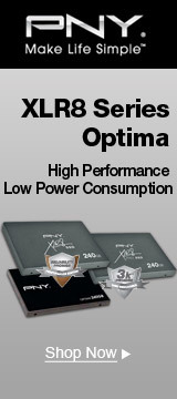 XLR8 Series Optima