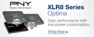 XLR8 Series