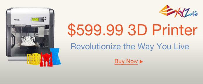 $599.99 3D Printer shop now