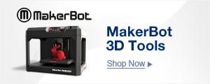 MakerBot 3D Tools