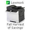 Fall Harvest of Savings