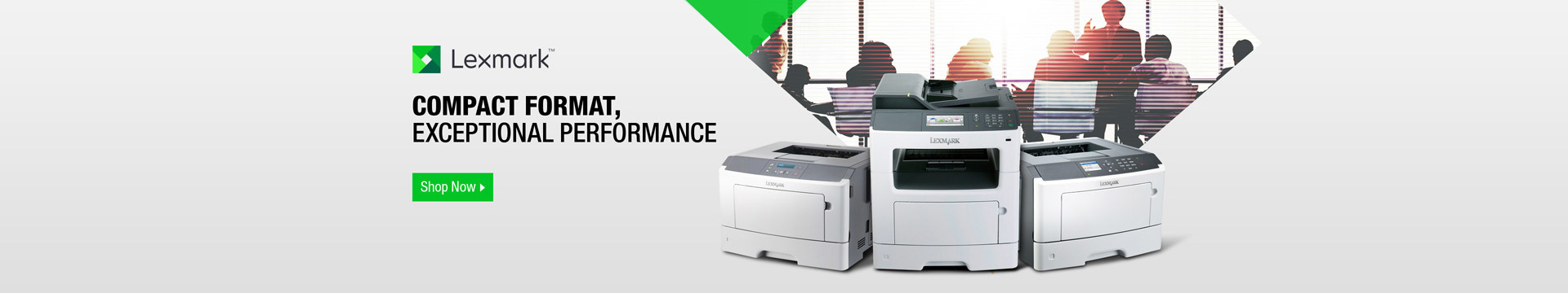 Compact format exceptional performance