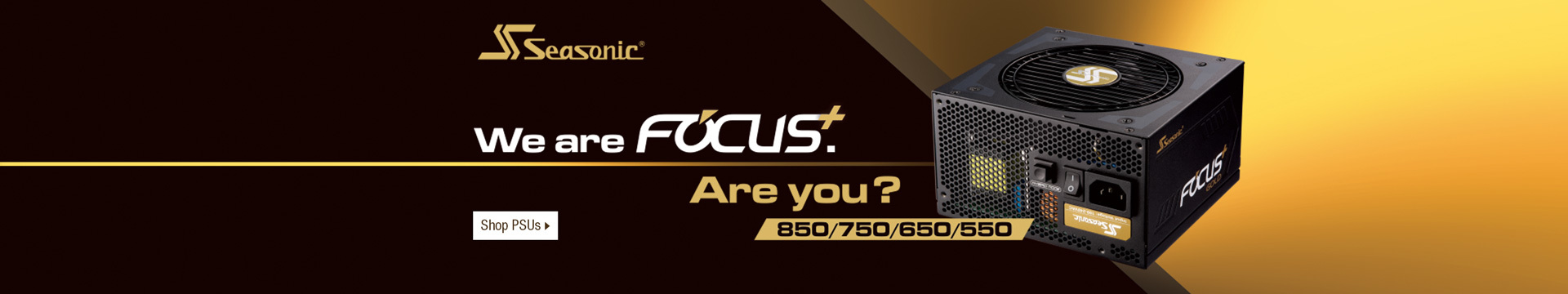 we are focus are you?