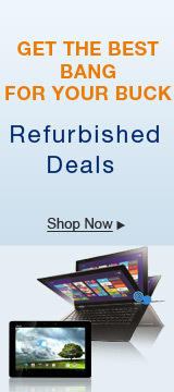 Refurbished deals for every Budget