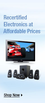 Recertified Electronics at Affordable Prices