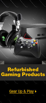 Refurbished Gaming Products
