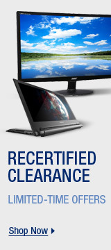 Recertified clearance