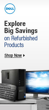 Explore big savings on refurbished products