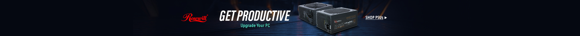 Get Productive Upgrade Your PC