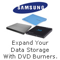 Expand Your Data Storage with Top Performing DVD Burners