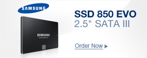 "SSD 850 EVO 2.5"" SATA III"