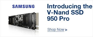 Introducing Samsung V-NAND SSD 950 Pro