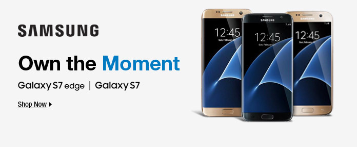 Samsung Own the Moment