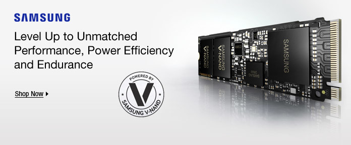 Level Up to Unmatched Performance, Power Efficiency and Endurance