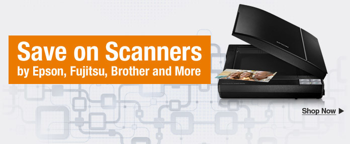 Save on Scanners