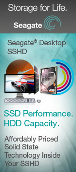 SSD Performance. HDD Capacity