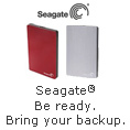 Seagate® Backup Plus Slim Portable Drive