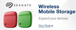 Wireless Mobile Storage