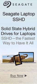 Seagate Laptop SSHD