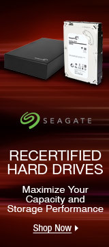 RECERTIFIED HARD DRIVES
