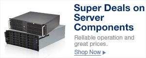 Super Deals on Server Components
