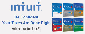 Intuit Be Confident Your Taxes are Done Right with TurboTax