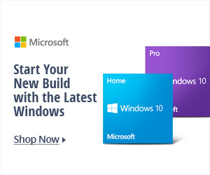 Start Your New Build with the Latest Windows
