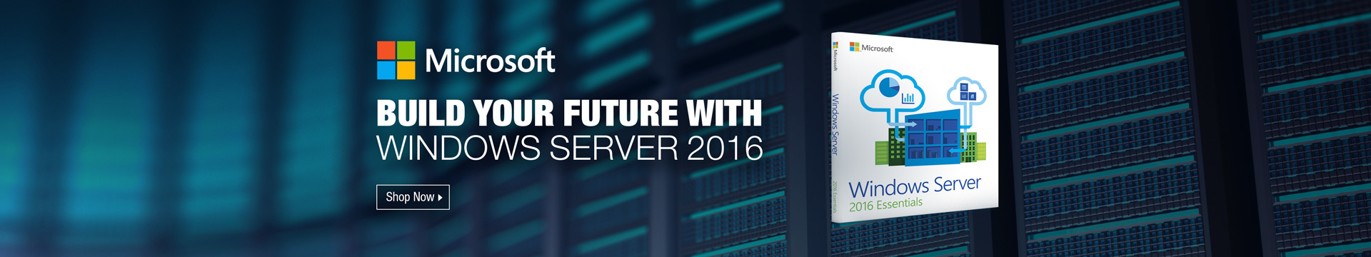 Build Your Future with Windows Sever 2016
