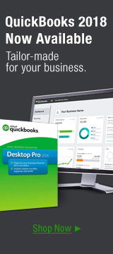 QuickBooks 2018 now available