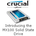 Crucial Introducing the MX100 SSD