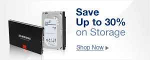 Save up to 30% on Storage