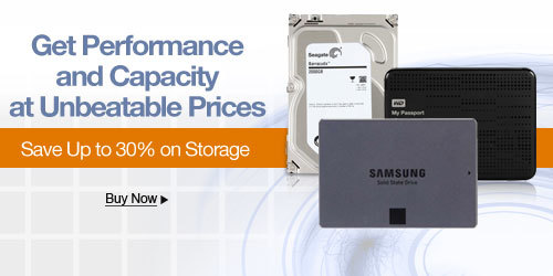 Get Performance and Capacity at Unbeatable prices