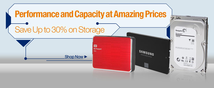 Performance And Capacity At Amazing Prices