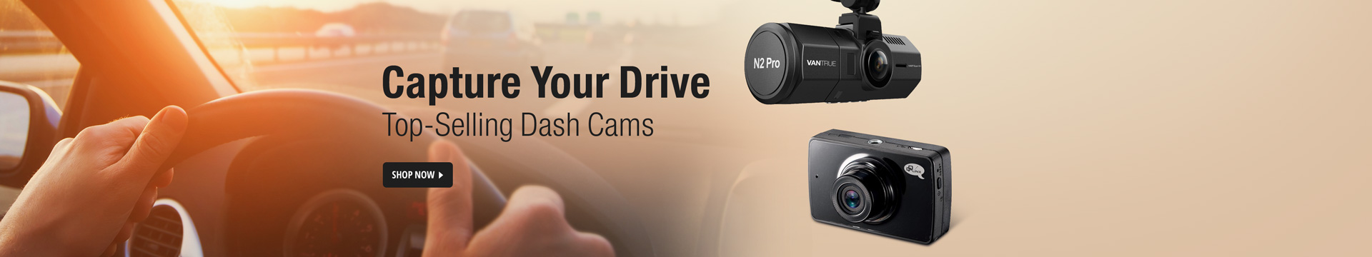 Capture your drive