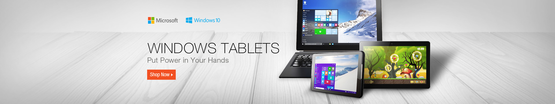 WINDOWS TABLETS