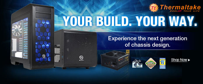 Your Build. Your Way.