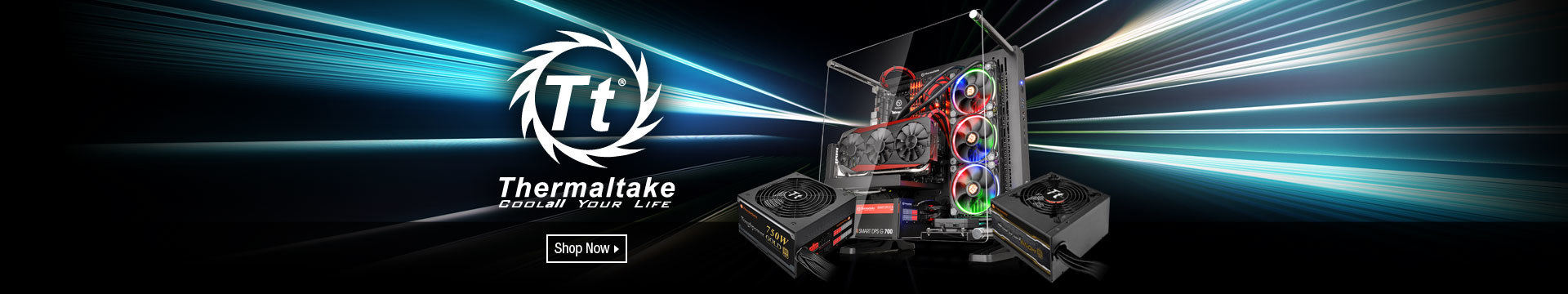 Thermaltake Cool all Your Life