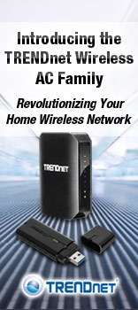Introducing the TRENDnet Wireless AC Family