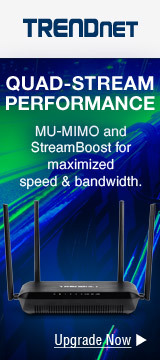 QUAD-STREAM PERFORMANCE : MU-MIMO and  StreamBoost for maximized speed & bandwidth