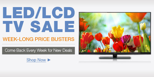 LED/LCD TV Sale