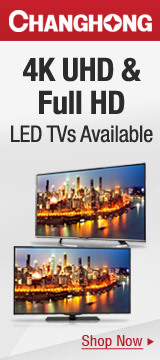 4K UHD & Full HD