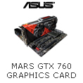MARS GTX 760 GRAPHICS CARD