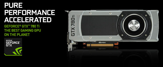 GEFORCE GTX 780 Ti