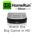Watch the Big Game with HD HomeRun