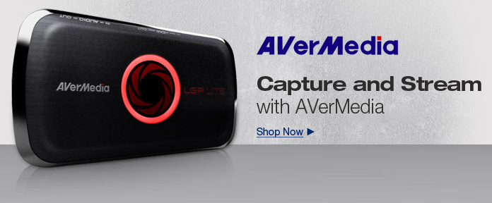 AverMedia Capture and Stream