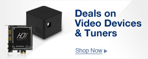 Deals on Video Devices & Tuners