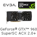 GEFORCE® GTX™ 960 SuperSC ACX 2.0+