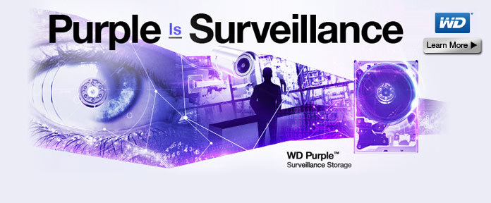 Purple Is Surveillance