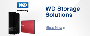 WD Storage Solutions